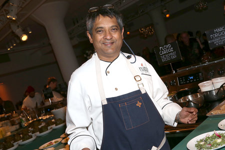 Chef Floyd Cardoz, 59, died of coronavirus complications