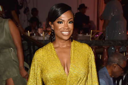 Kandi Burruss Father Step Mother