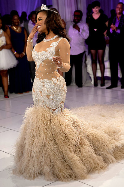 Real Housewives Of Atlanta Season 6 Kandi Wedding 30