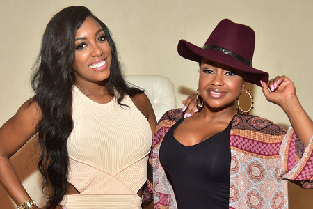 Dish 012916 Phaedra Parks Porsha Williams