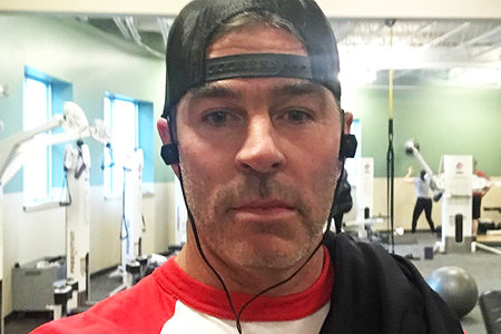 Jim Edmonds Injury Stitches Rhoc