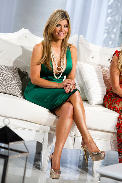 Real Housewives Reunion Dresses 1