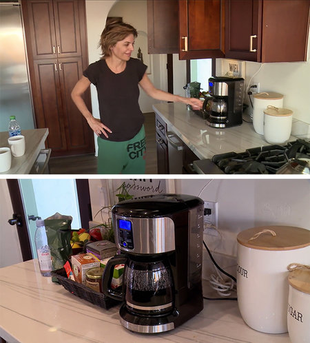 Rhobh House Tour Kitchen 2