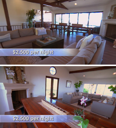 Rhobh House Tour Living Room