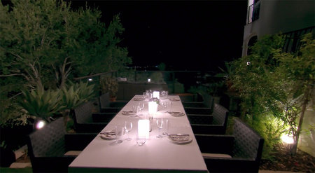 Rhobh House Tour Outdoor Dining