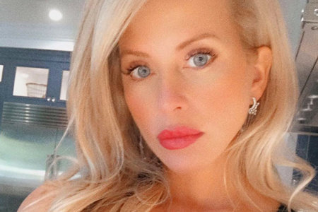 Ex-husband of 'Real Housewives' star is charged in assault