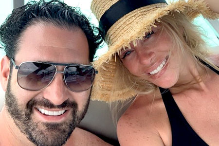 Dina Manzo's Ex-Husband Charged with Planning Assault of Her Current Husband