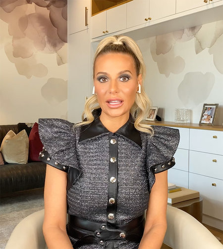 Dorit Kemsley Rhobh Aftershow Look 1