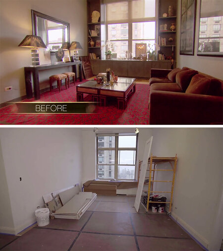 Dorinda Medley Apartment Renovation 2