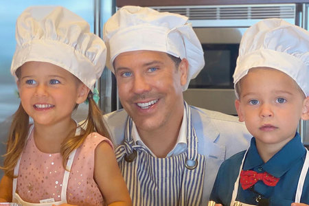 Fredrik Eklund Fatherhood Parenting Children