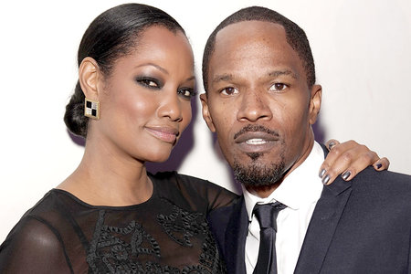 Jamie Foxx Garcelle Beauvais Friendship