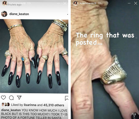 Kyle Richards Stolen Ring 1