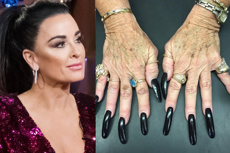 Kyle Richards Stolen Ring