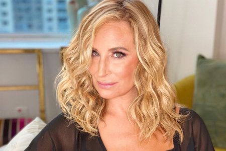 Sonja Morgan Makeup Free