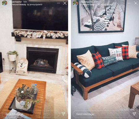 Jax Taylor Brittany Cartwright Home Decor 2