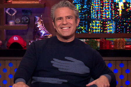 Andy Cohen Discusses Personal Life