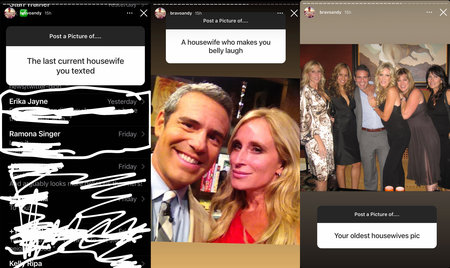 Andy Cohen Housewives Texts Pictures 01