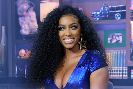 Porsha Williams Late Father Rhoa