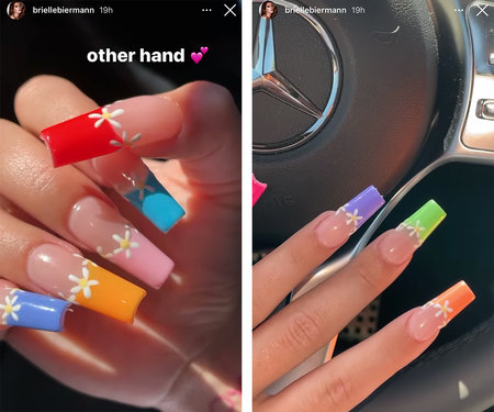Brielle Biermann Nails 1