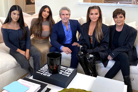 Andy Cohen Filming Kuwtk Reunion