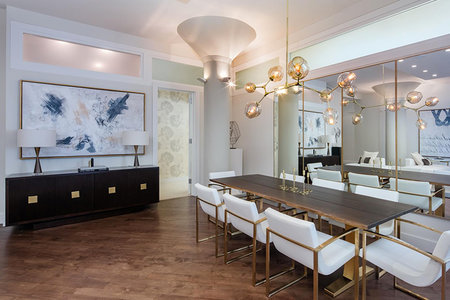 Bethenny Frankel S Nyc Apartment Listed By Fredrik Eklund Photos Style Amp Living