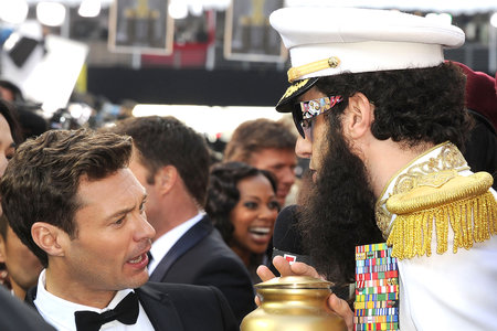 Oscars: Weirdest Red Carpet Moments of All Time | The Daily Dish