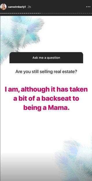 Cameran Eubanks Career Real Estate Agent Update   The Daily Dish