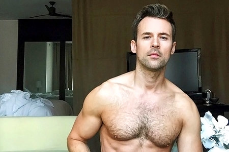 Stop What Youre Doing And Look At This Pic Of Brad Goreski Shirtless
