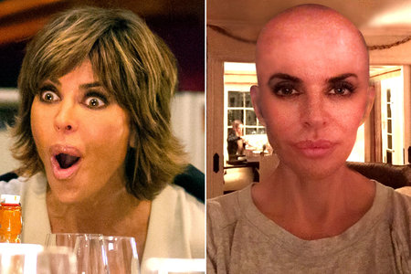 Lisa Rinna Releases Statement About Her Shocking New Look 4f0c659a8