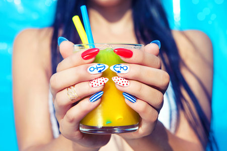Best Summer Nail Art 2016 | JetSet