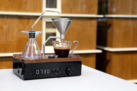 Barisieur Coffee Maker Alarm Clock is on Kickstarter | The Feast