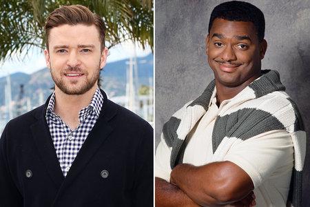 Justin Timberlake Does
