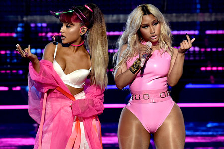 MTV VMAs 2016: The Biggest Fashion Trends From Music's Most Wild Night