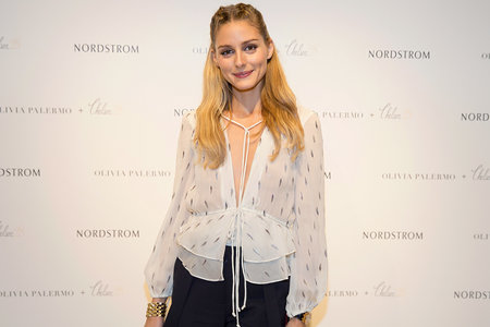 8fc12f557c Olivia Palermo Shares a Foolproof Way to Get Seriously Fluttery Lashes