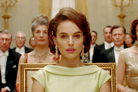See Natalie Portman Transform Into Jackie Kennedy | Lookbook