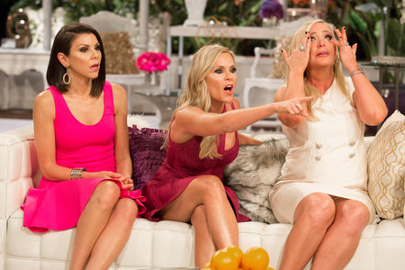 eb4b301e02d This season of The Real Housewives of Orange County has been a bumpy one.  Whether it was the  70s themed party fights