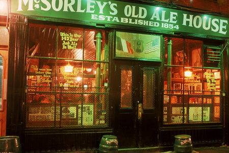 McSorley's Ale House Shut Down by New York Health Department