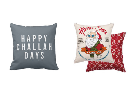 Christmas Pillows.Cozy Christmas Throw Pillows Home Design