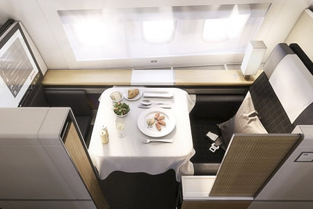 How to Fly in 8 of the World's Best Business- and First-Class Airplane Seats, From $137 (Really)
