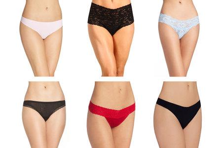 Comfortable Thong Panties Images
