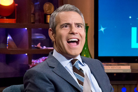 """Andy Cohen's Craziest Travel Story Ever: """"I Was Thinking, This Is How I'm Gonna Die"""""""