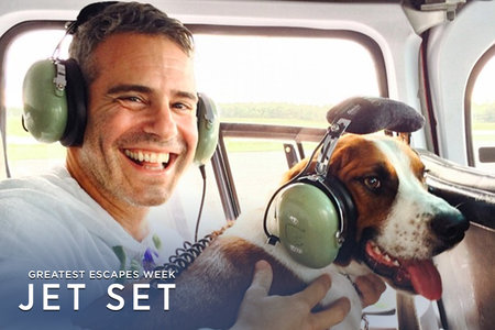 Andy Cohen's 6 Must-Do's (And Don'ts) For Traveling Like a Pro