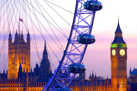 Here's How You Could Be the First Person to Spend the Night in the London Eye