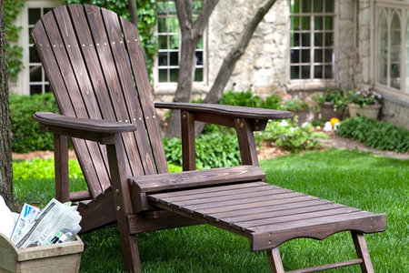 Charmant This Adirondack Chair Is On Sale For Only $71, Which Is A Great Freaking  Deal
