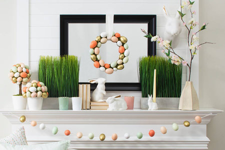 Easter Decor For The Home Home Design