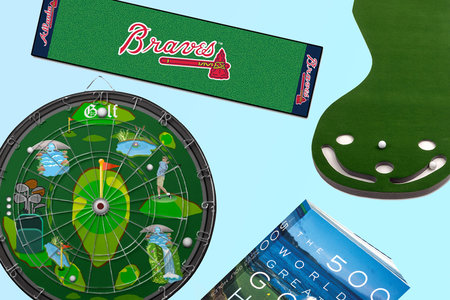 Golf-Themed Home Decor & Gifts for Father's Day | Home & Design