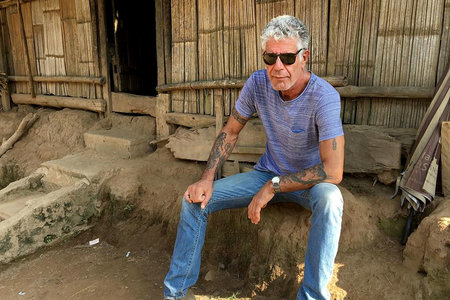 Anthony Bourdain Compares Visiting Tokyo, Japan to His First