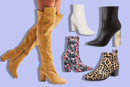 ec29b63c409 Fall Boot Bonanza! 10 Trends We Love & How to Wear Them