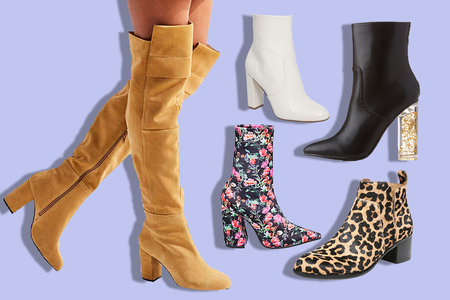 Fall Boot Bonanza! 10 Trends We Love   How to Wear Them 24df567a3956