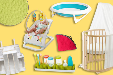 10 E Saving Ways To Prep For Baby When Your Apartment Is Small Af